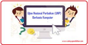Jadwal Ujian Nasional Perbaikan UNP 2017 2018
