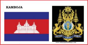 Karakteristik Negara ASEAN Kamboja