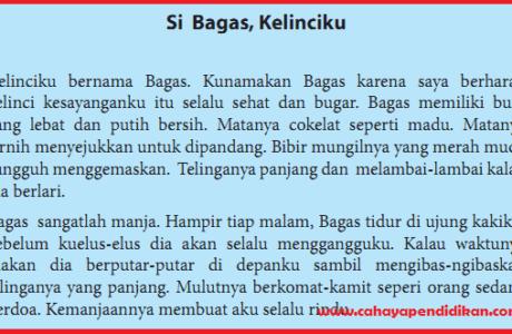 Ciri Teks Deskripsi Materi Bahasa Indonesia Kelas 7