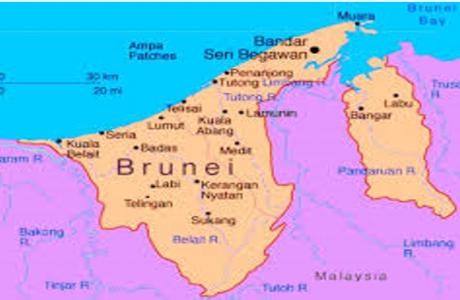 Keadaan Alam Brunei Darusalam