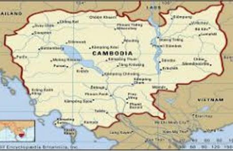 Keadaan Alam Kamboja