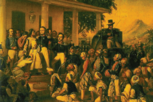 Perlawanan terhadap Pemerintah Hindia-Belanda