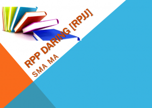RPP Daring SMA MA Lengkap