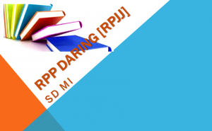 RPP Daring Kelas 1 SD MI