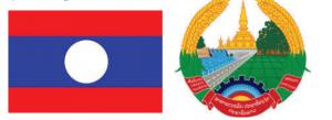 Letak Astronomis Laos