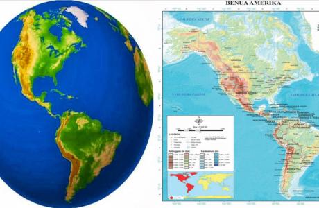 Negara-Negara di Amerika Utara